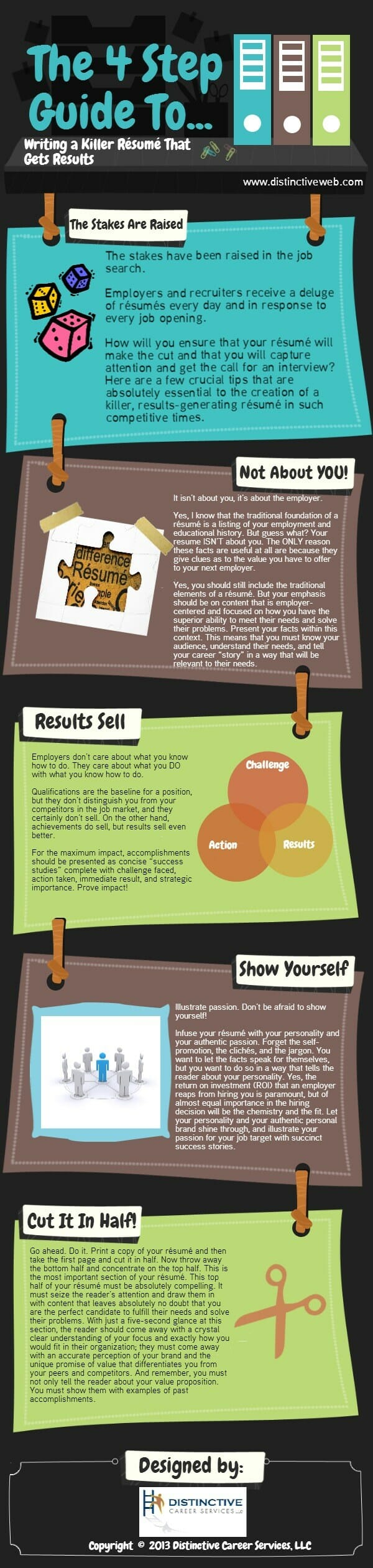 4 Step Guide To Writing a Killer Resume