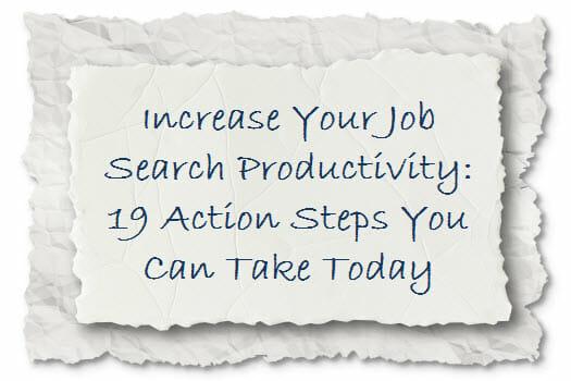 increase-job-search-productivity