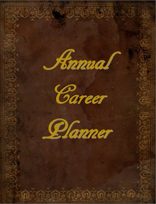 Annual Career Planner